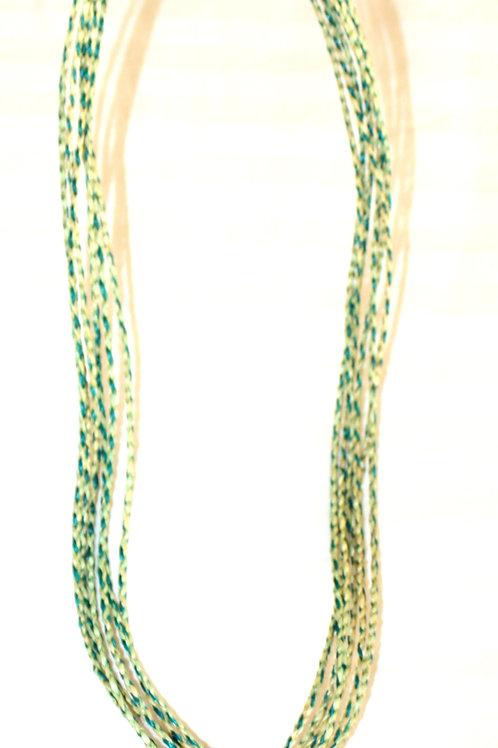 #7100 - Collier à paille diversifié