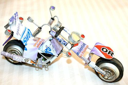 #9052 - Moto recyclée ORO MV
