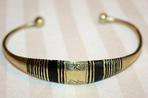 #7136 - Bracelet métal (nickel-bronze)