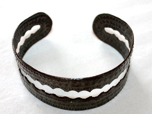 #7014 - Bracelet métal étroit