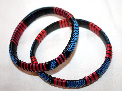 #7131 - Bracelet recyclé plastique