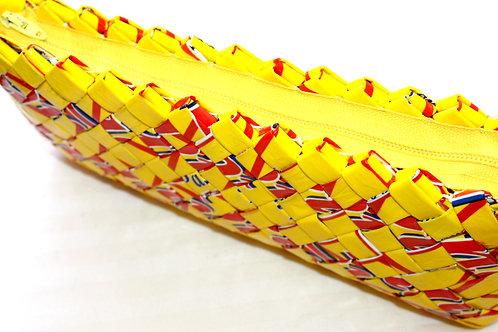 #9017 - Portefeuille - trousse /papier bonbon