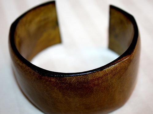 #7120 - Bracelet en cuir large