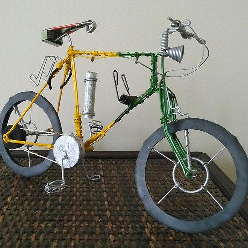 Vélo reclyclé