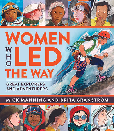Women Who Led The Way PRE-ORDER