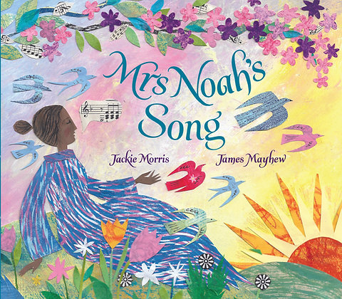 Mrs Noah's Song PRE-ORDER