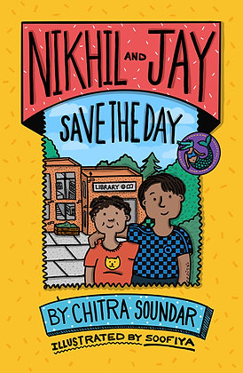 Nikhil and Jay Save The Day