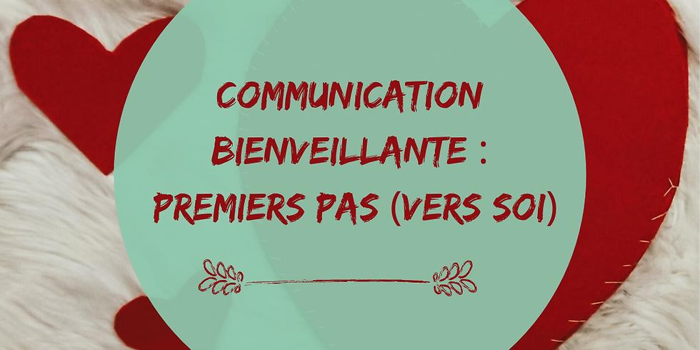 """Atelier """"Communication bienveillante : premiers pas"""""""