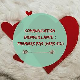 Visuel Communication Bienveillante Premi