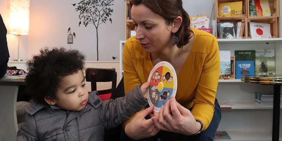 """Formation spécial crèches et assistantes maternelles :""""Parler pour que les tout-petits écoutent"""""""