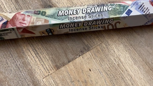 Money Good Fortune Incense