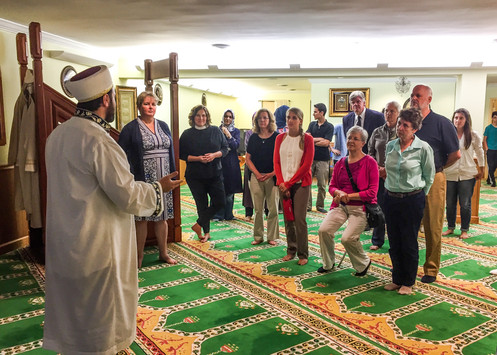 Learning from our Muslim friends
