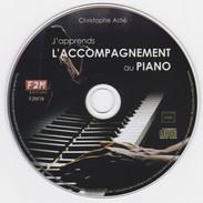 J'apprends l'accompagnement au piano de Christophe Astié