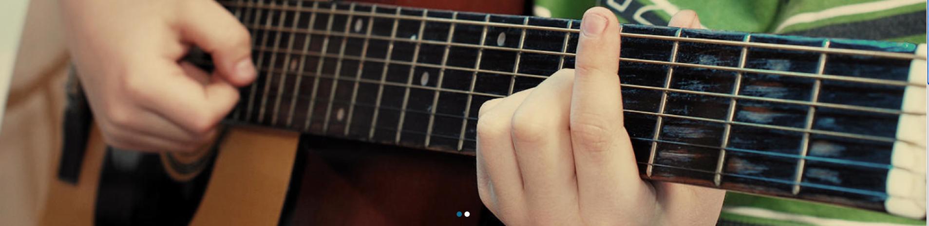 manche guitare enfant