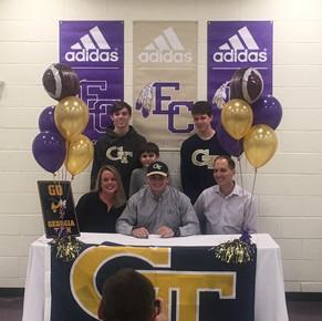 Taylor McCawley - Georgia Tech