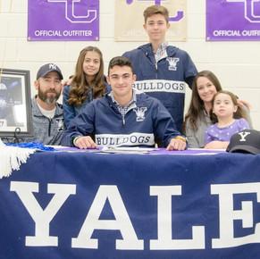 Brayden Carey - Yale