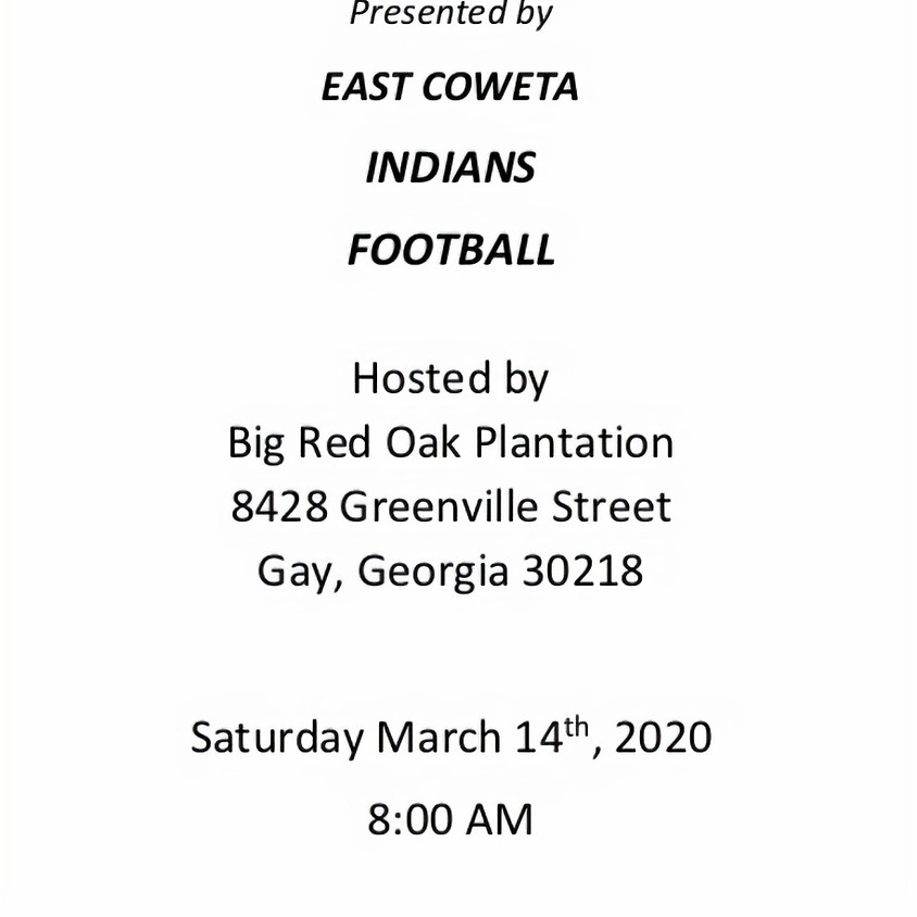 2020 East Coweta Football Clay Pigeon Pigskin Tournament