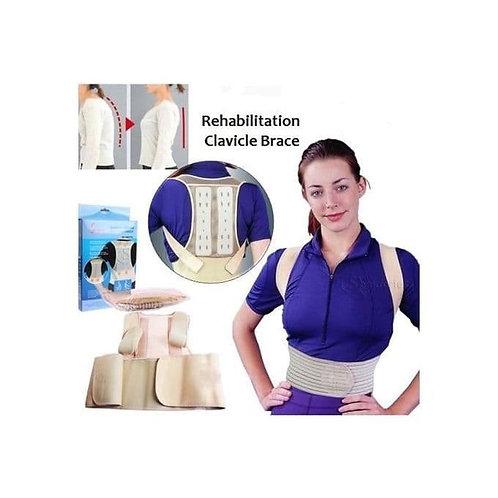 حزام لتقوية العمود الفقري ضد آلام الظهر