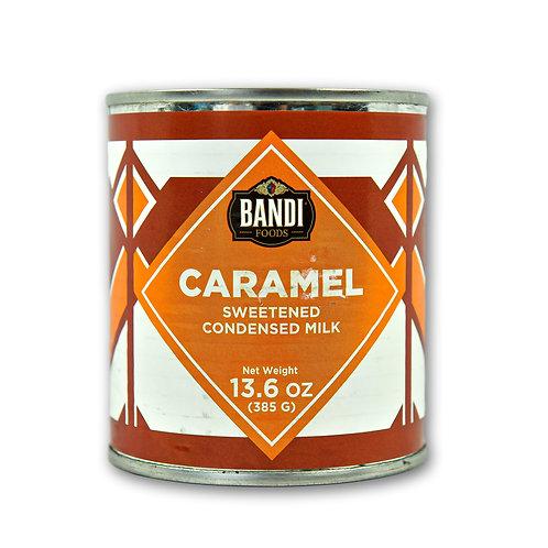 CARAMEL( sweetened condensed milk)