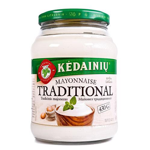 Mayonnaise Traditional