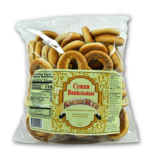 Hard Wheat Bagels Vanilla