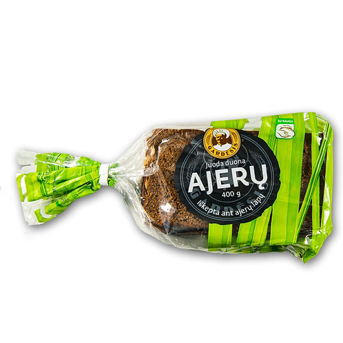 Ajerų Juoda Duona