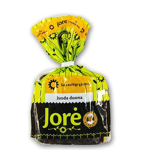Jorė Juoda Duona su Saulėgražomis