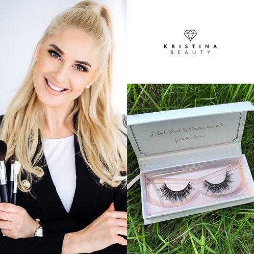 """Kristina Beauty"" Handmade Eyelashes"