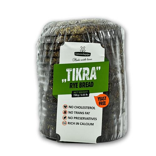 """""""Tikra"""" Rye Bread"""