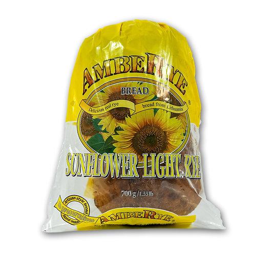 Sunflower Light Rye Bread