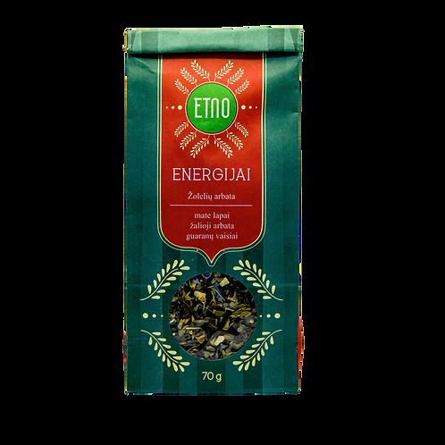 Etno žolelių arbata energijai, 70 g