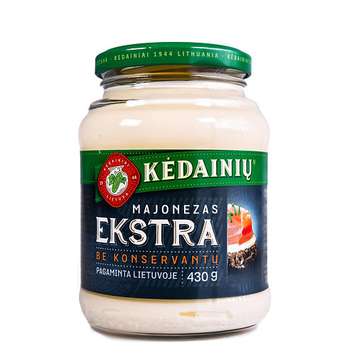 Mayonnaise Extra