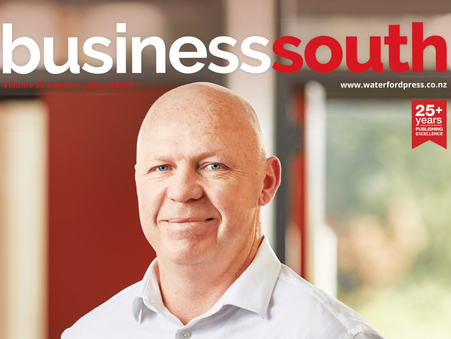 Westland Dairy Featured in Business South