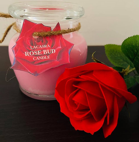 Rose Bud Candle prices from $10.95