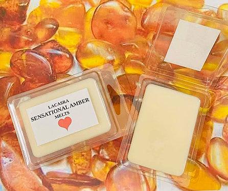 Sensational Amber melts