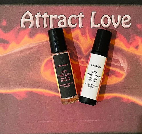 Attraction Scents