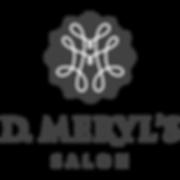 D. Meryl's Salon Logo