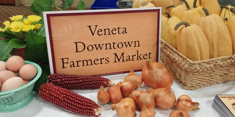 Veneta's Downtown Farmers Market