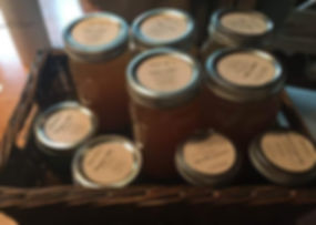 jelly, jam, jars, canning, sauces
