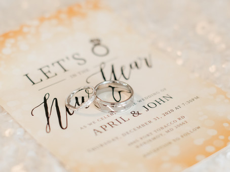 A New Years Eve Wedding