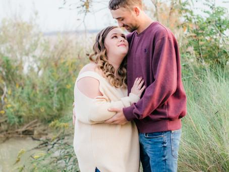 Fall Engagement Jake & Jessica