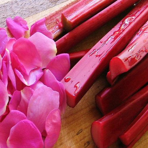 Rhubarb and Rose