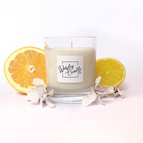 Lemon and Orange Blossom