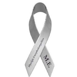 ME Gray ribbon