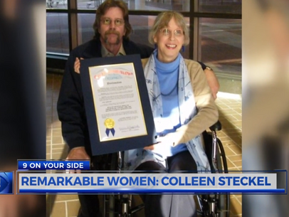 Colleen Steckle