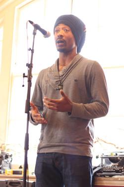 Elliot spoken word