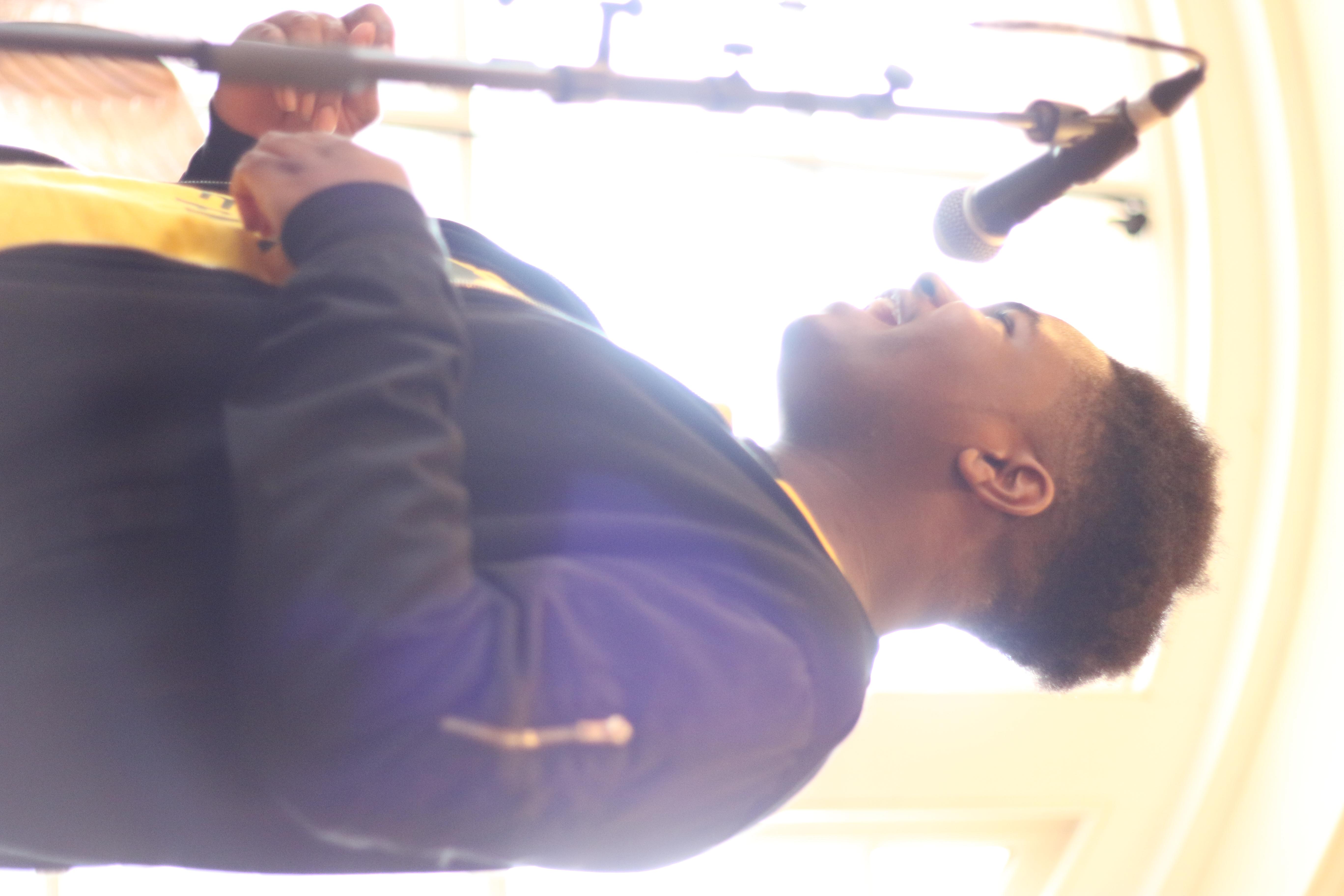 Josh sings3