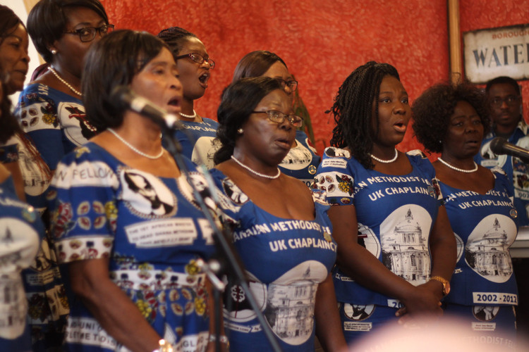 UK Ghana Methodist Fellowship Choir