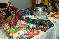 African style accessories