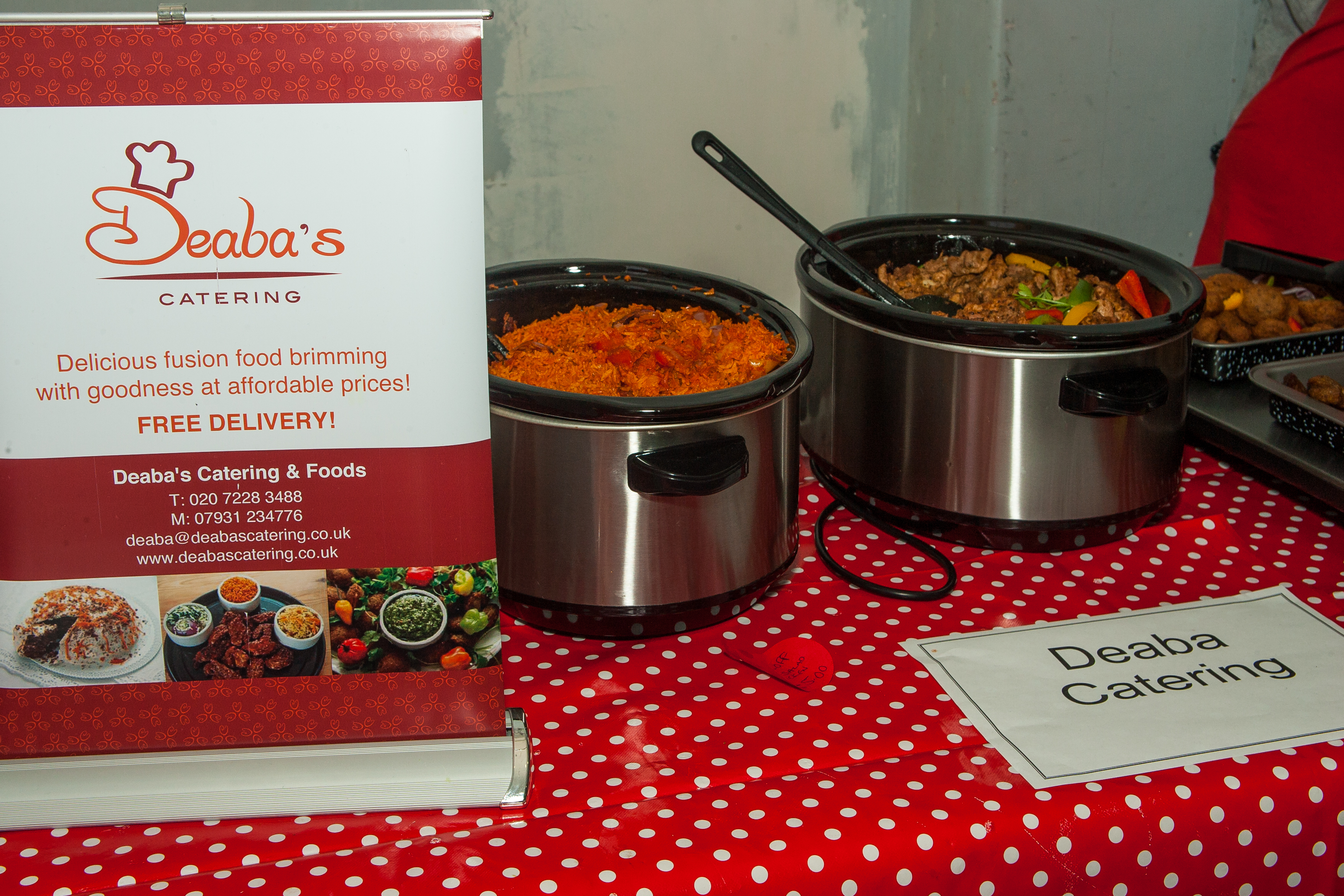 Deaba's Catering